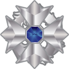 Starfleet Silver Palm