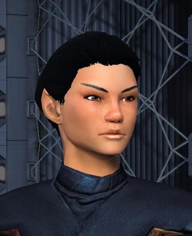 Lieutenant JG Sirel