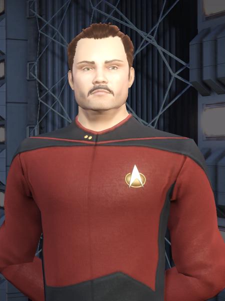 Lieutenant JG Joseph Harper