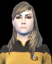 Ensign Grei Liarro