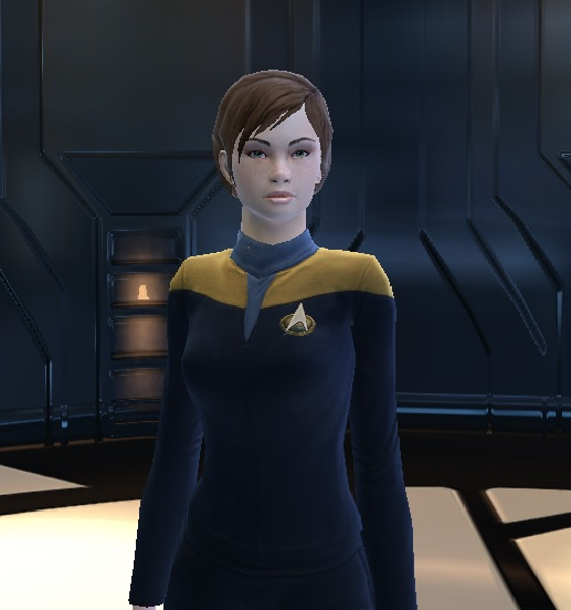 Ensign Kelley Brevo
