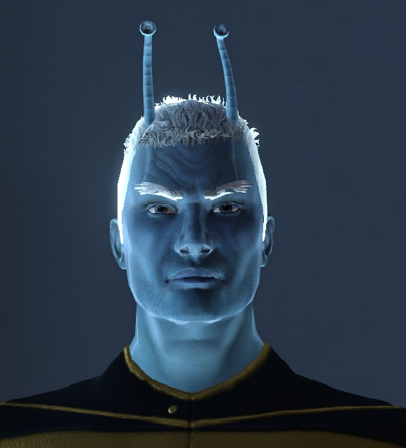 Ensign Kyr th'Vovass