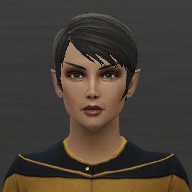 Ensign T'Rena