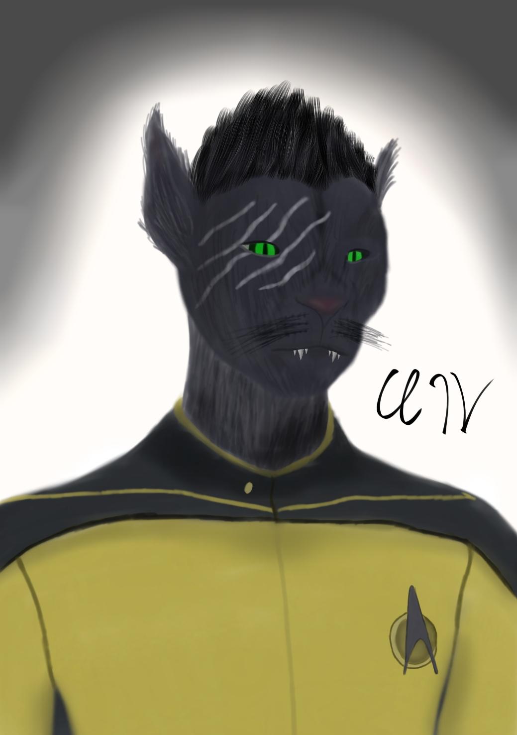 Ensign K'Rosu