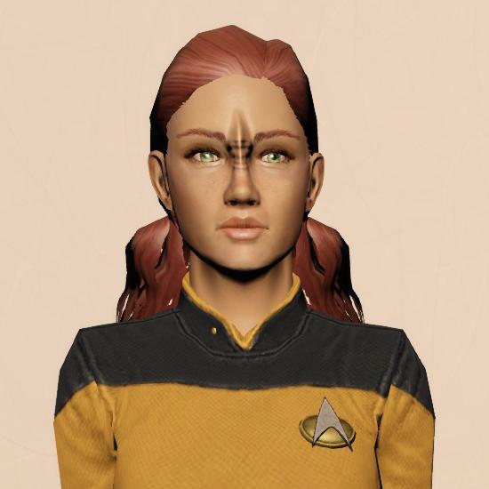 Ensign Tahna Mira