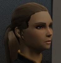 Lieutenant JG Elise Auray