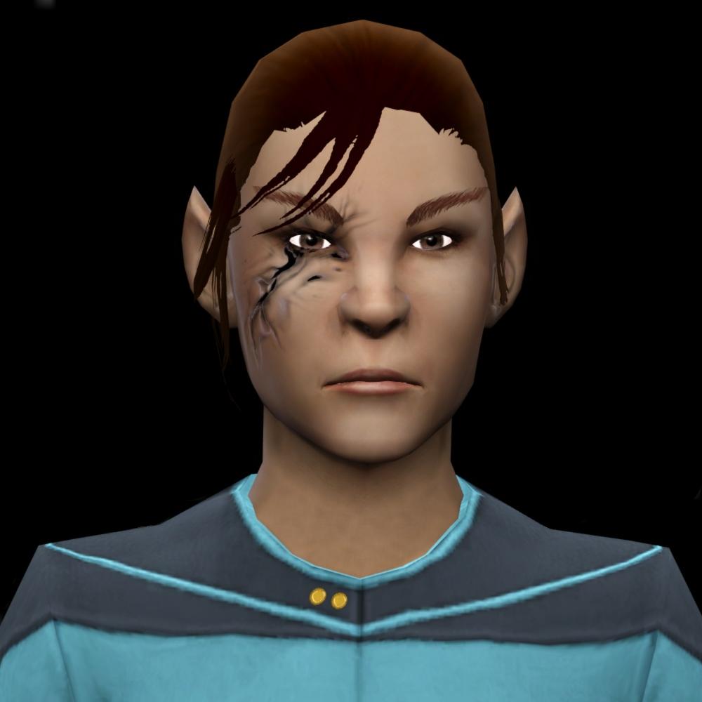 Lieutenant T'Char Le'el