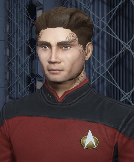 Lieutenant JG Frydil Stur