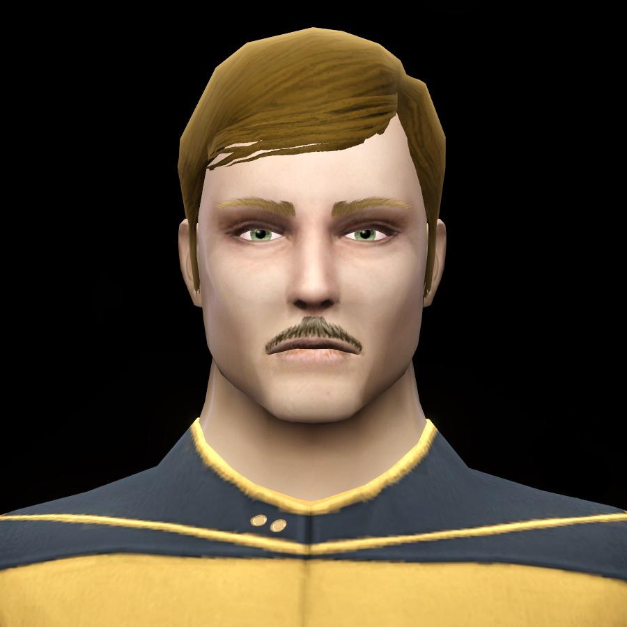 Lieutenant George Huxley