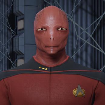 Lieutenant Commander Zekru Krelossi